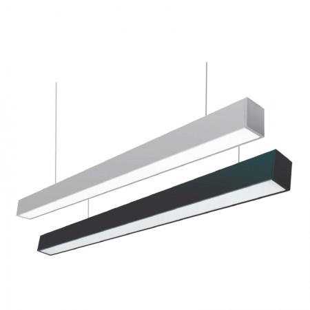 Lampa Led Birou MODULARA suspendata/aplicata 40W - Ledel