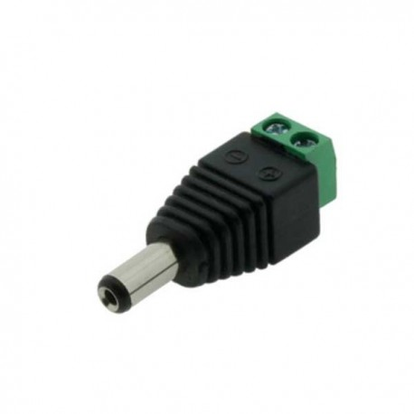 Conector banda led Male