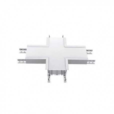 Conector Led 16W forma X