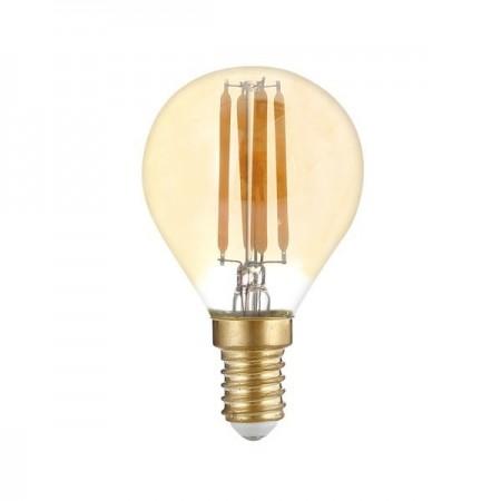 Bec Led E14/4w Lumina Calda Dimabil - Ledel