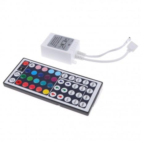 Contoler cu telecomanda Banda LED - 44 butoane 144W
