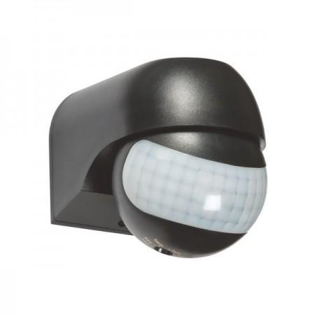 Senzor Miscare IP54 Negru - Ledel