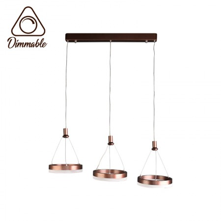 Aplica LED Suspendata Dimabila 38W - Ledel
