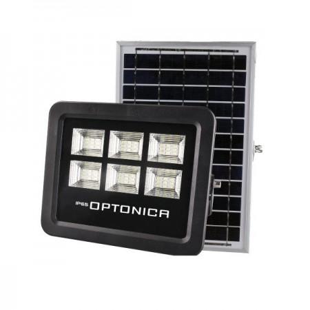 50W Proiector LED Cu Incarcare Solara Si Acumulator - Ledel