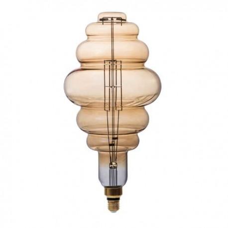 Bec LED Filament E27 BD200 8W 1800K