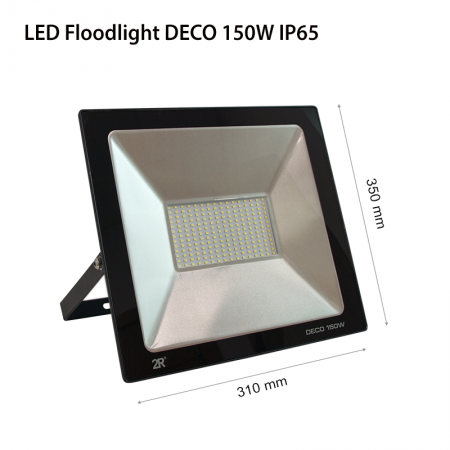 Proiector LED SLIM 100w/10000lm IP65 - Ledel