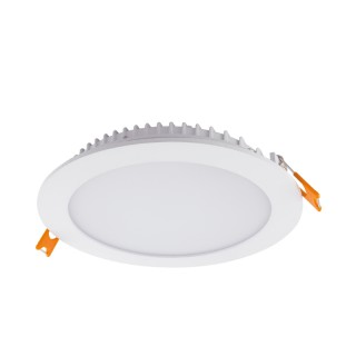 12W Spot LED Incastrabil Rotund 6400K