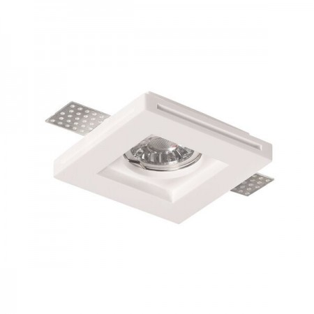 Spot LED Patrat Incastrat Fara Margini 100mm