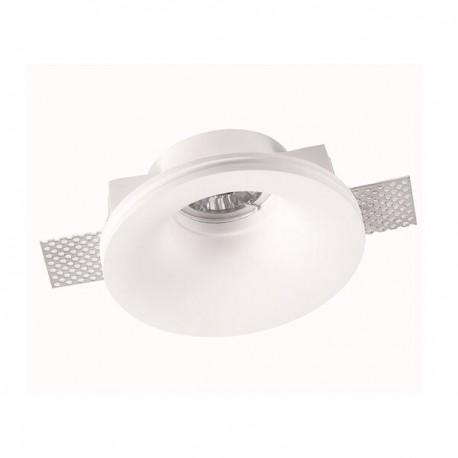 Spot LED Rotund Incastrat fara Margini ф130