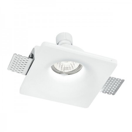 Spot LED Patrat Incastrat Fara Margini 120mm