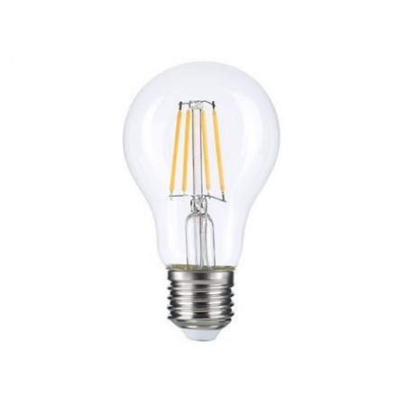 Bec LED A60 E27 10W FILAMENT Lumina Rece, Lumina Naturala, Lumina Calda - Ledel