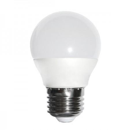 Bec LED G45 E27 6W Plastic 5 ani garantie - Ledel