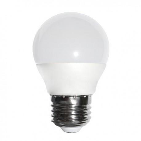 Bec LED G45 E27 6W Plastic 5 ani garantie