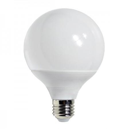 Bec LED G125 E27 15W Plastic 5 ani garantie - Ledel