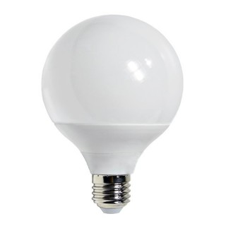 Bec LED G125 E27 15W Plastic 5 ani garantie