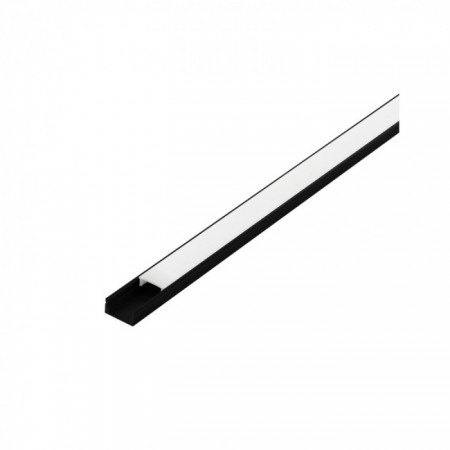 Profil Aluminiu Negru - Ledel
