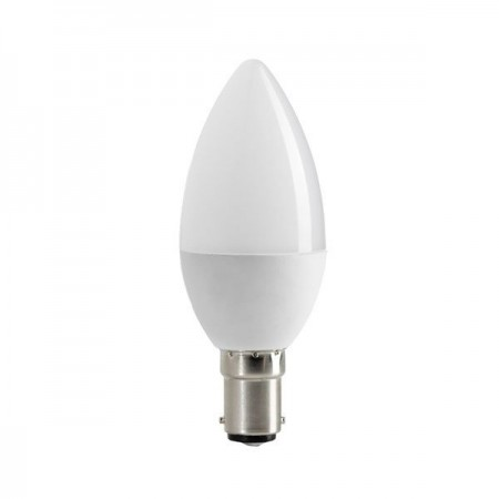Bec LED Candle C37 B15 6W - Ledel