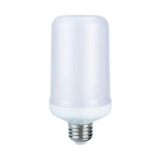 Bec LED cu flacără E27 5W