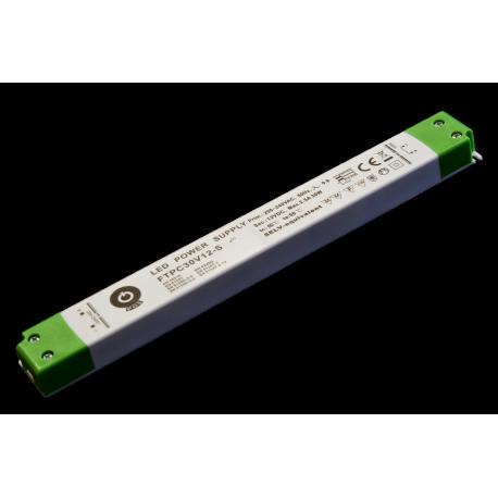 POS Sursa Banda Led Slim 2.5A 12V 30W IP20