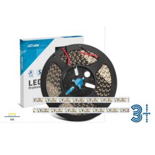 LedLabs Banda Led Profesionala 12V 3528 9.6W/m Lumina Naturala