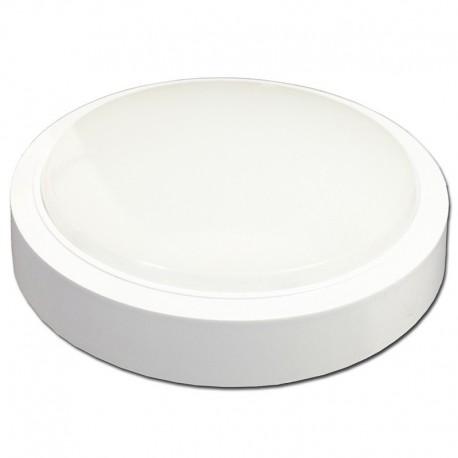 Aplica LED Base rotunda de tavan 15W