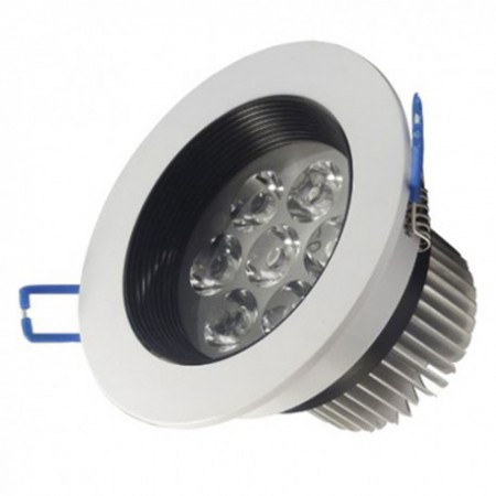 12W Lampa Spot LED rotunda lumina alba