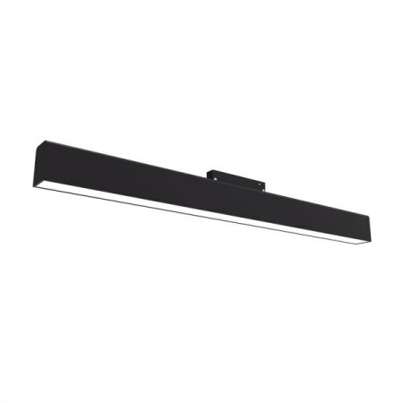 Proiector LED Magnetic 48V 12W Liniar Negru M35 - Ledel