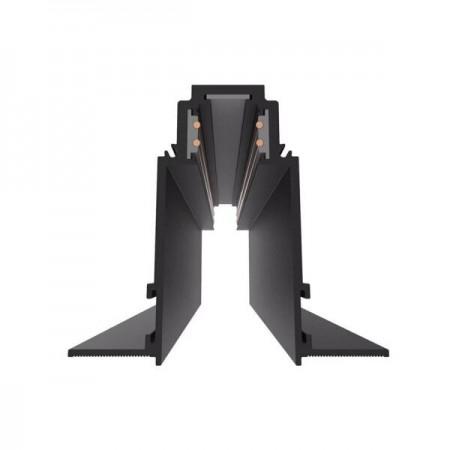 Sina Magnetica Incastrata 2M Neagra R35 - Ledel