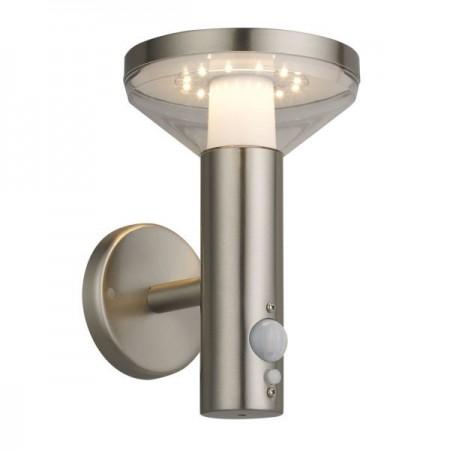 Lampa de perete EVOLUTION cu incarcare solara si senzor - Ledel