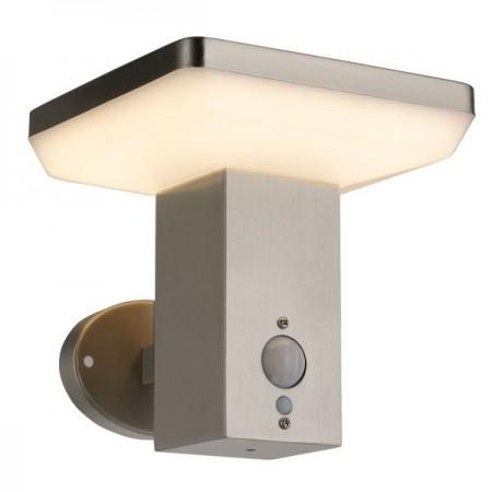 Lampa de perete T- EVOLUTION 2 cu incarcare solara si senzor - Ledel