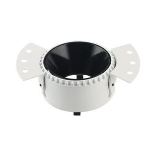 Corp De Iluminat Rotund Incastrat Alb Din Aluminiu GU10 Max 35W