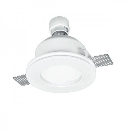 Spot LED Rotund Incastrat fara Margini Mat ф120 - Ledel