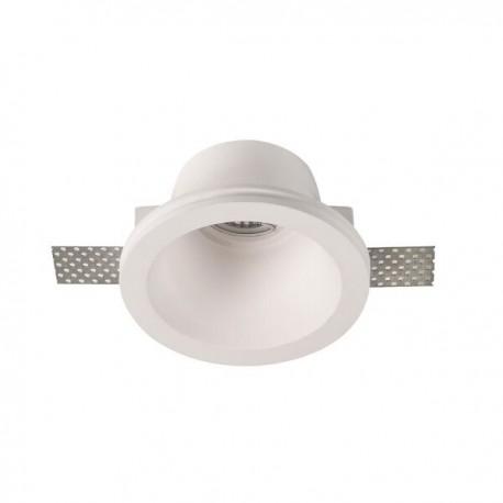 Spot LED Rotund Incastrat fara Margini Mat ф120