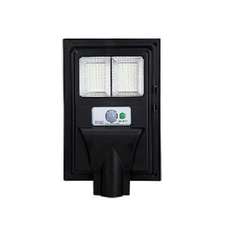 Lampa Stradala LED Cu Incarcare Solara si Senzor 40W - Ledel