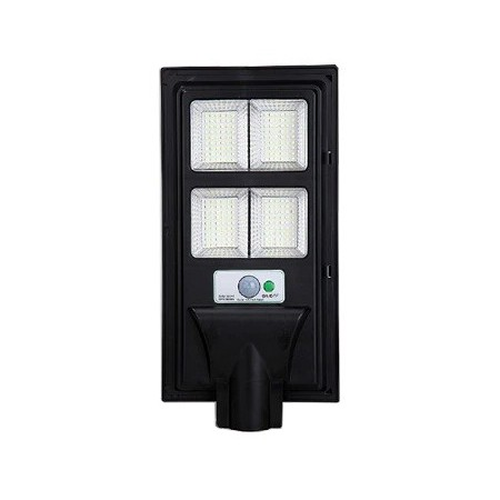 Lampa Stradala LED Cu Incarcare Solara si Senzor 80W - Ledel