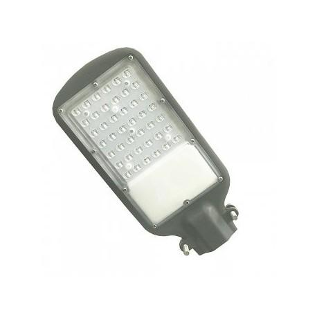 Lampa Stradala LED 30W Lumina Rece