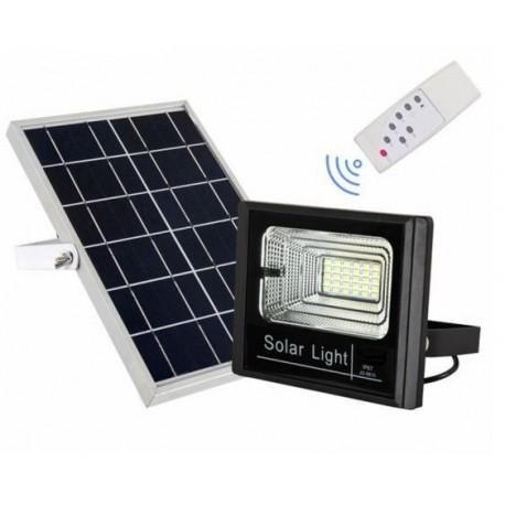 40W Proiector Led Cu Incarcare Solara Si Acumulator