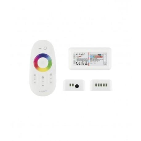 Controler cu telecomanda TOUCH Banda LED RGBW 10A