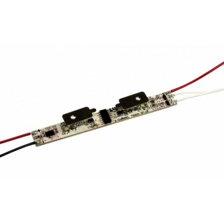 Comutator Touch Dual Color cu Dimmer PWM 5A Pentru Profile - Ledel