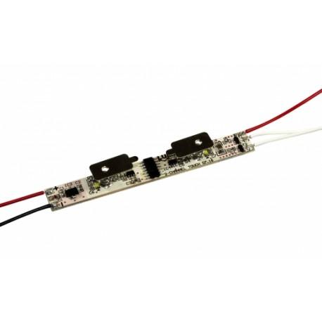 Comutator Touch Dual Color cu Dimmer PWM 5A Pentru Profile