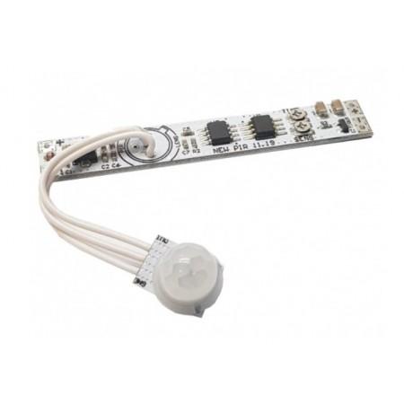 Comutator Fara Contact Cu Senzor PIR 12V 30W Pentru Profile - Ledel