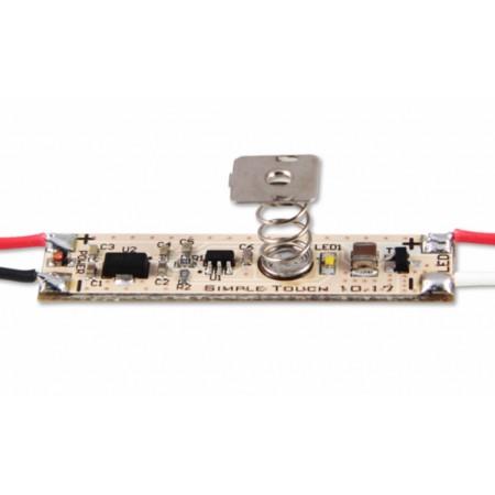 Comutator Touch On/Off 60W/12V 72W/24V Pentru Profile - Ledel
