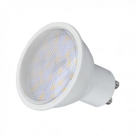 Bec Spot LED GU10 4W SMD lumina rece/neutra/calda