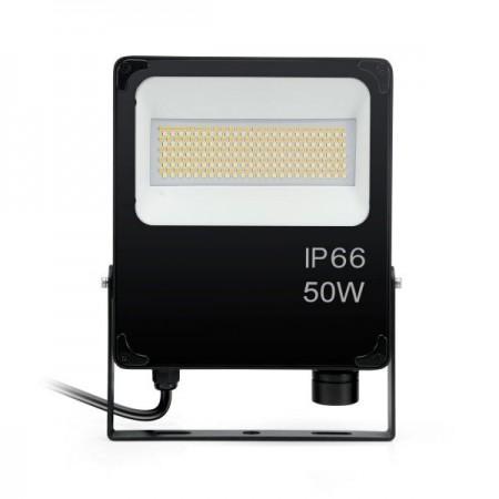 50W Proiector LED CCT Exterior IP65 IK08 - Ledel