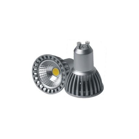 Bec Spot LED COB GU10 6W VARIABIL