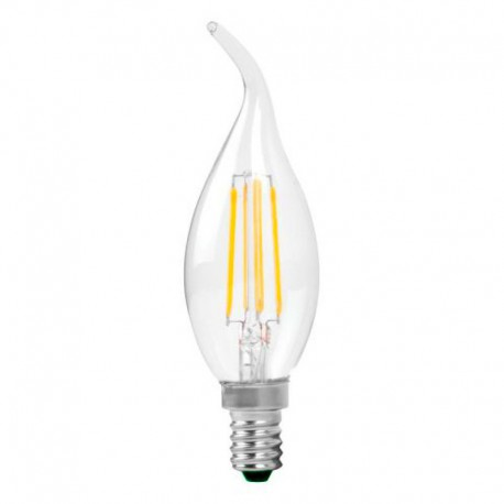 Bec LED candela C35 4W E14 lumina calda/neutra/rece