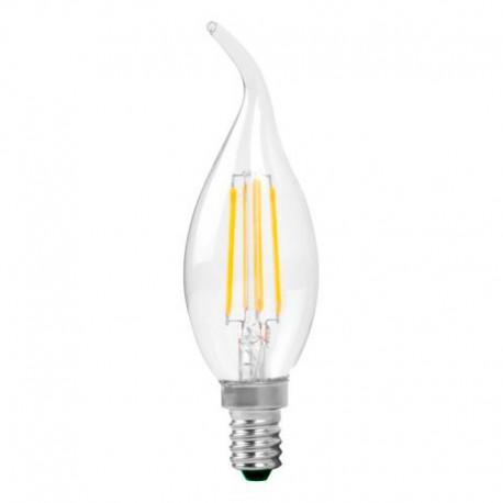 Bec LED candela C35 4W E14