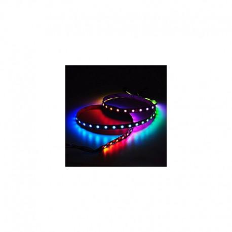 Banda LED RGB 12V 14.4W 60SMD 5050 Exterior