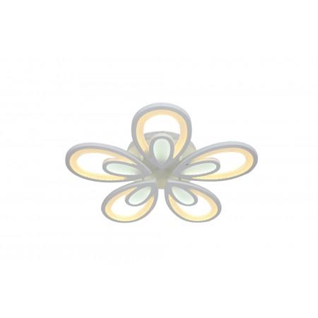 Lustra LED Design Style 200W CCT Dimabila Alb - Ledel
