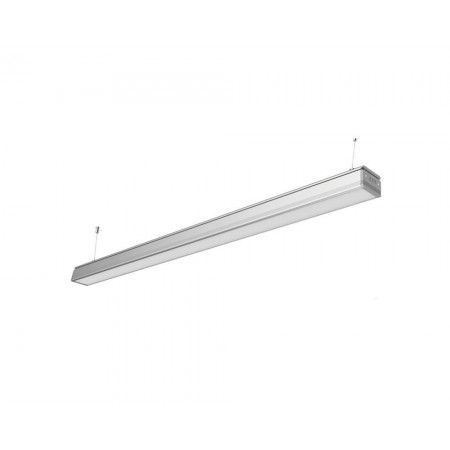 Lampa LED Liniara de tavan, suspendata, 40W - Ledel